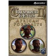 Crusader Kings II: African Portraits - Herní doplněk