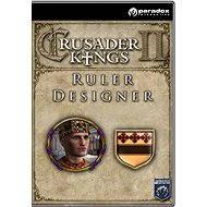 Crusader Kings II: Ruler Designer - Herní doplněk