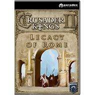 Crusader Kings II: Legacy of Rome - Herní doplněk
