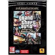 Grand Theft Auto: Episodes From Liberty City - Hra pro PC