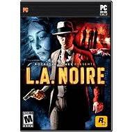 L.A. Noire - Hra pro PC