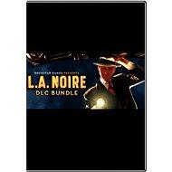 L.A. Noire DLC Bundle - Herní doplněk