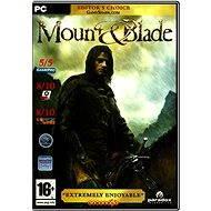 Mount & Blade - Hra pro PC