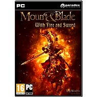 Mount & Blade: With Fire and Sword - Hra pro PC