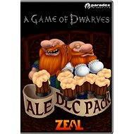 A Game of Dwarves: Ale Pack - Herní doplněk