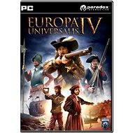 Europa Universalis IV - Hra pro PC