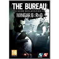 The Bureau: XCOM Declassified: Hangar 6 R&D DLC - Herní doplněk