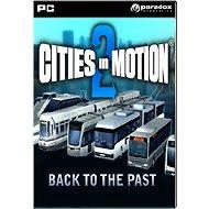 Cities in Motion 2: Back to the Past DLC - Herní doplněk