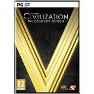 Sid Meier's Civilization V: The Complete Edition - Herní doplněk