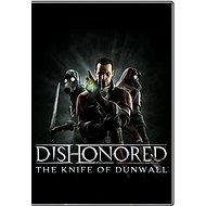 Dishonored: The Knife of Dunwall - Herní doplněk
