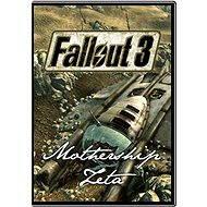 Fallout 3: Mothership Zeta - Herní doplněk