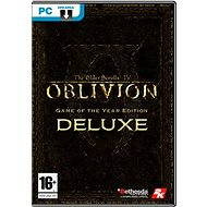 The Elder Scrolls IV: Oblivion Game of the Year Edition Deluxe - Hra pro PC