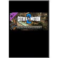 Cities in Motion 2: European Cities DLC