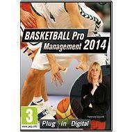 Basketball Pro Management 2014 - Hra na PC