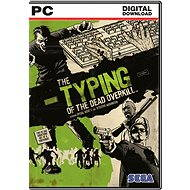 Typing of the Dead: Overkill - Hra na PC