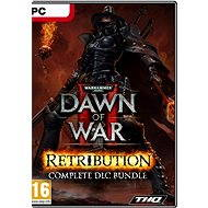 Warhammer 40,000: Dawn of War II - Retribution - Complete DLC Bundle - Herní doplněk
