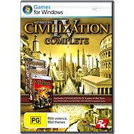 Sid Meier's Civilization IV: The Complete Edition - Hra pro PC