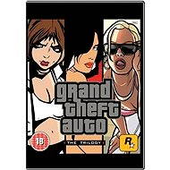 Grand Theft Auto The Trilogy - Hra pro PC