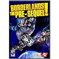 Borderlands The Pre-Sequel - Herní doplněk