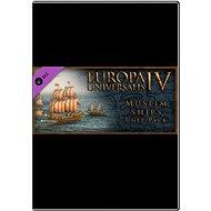 Europa Universalis IV: Muslim Ships Unit Pack - Herní doplněk