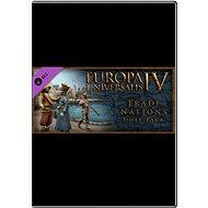 Europa Universalis IV: Trade Nations Unit Pack - Herní doplněk