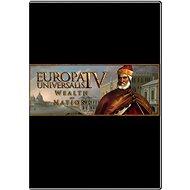Europa Universalis IV: Wealth of Nations - Herní doplněk