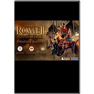 Total War™: ROME II – Pirates & Raiders - Herní doplněk