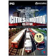 Cities in Motion 2 Collection - Hra pro PC