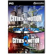 Cities in Motion 1 + 2 Collection - Hra pro PC