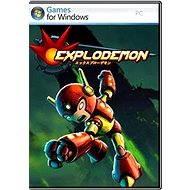 Explodemon - Hra pro PC