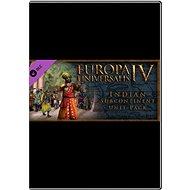 Europa Universalis IV: Indian Subcontinent Unit Pack - Herní doplněk
