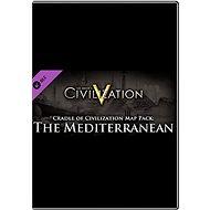 Sid Meier's Civilization V: Cradle of Civilization - Mediterranean (MAC) - Herní doplněk