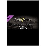 Sid Meier's Civilization V: Cradle of Civilization - Asia (MAC) - Hra pro PC