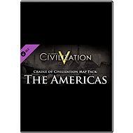 Sid Meier's Civilization V: Cradle of Civilization - Americas (MAC) - Herní doplněk