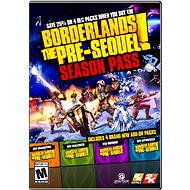 Borderlands The Pre-Sequel Season Pass - Herní doplněk