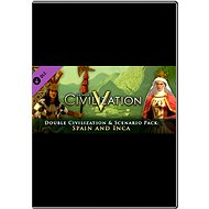 Sid Meier's Civilization V: Civilization and Scenario Pack - Spain and Inca (MAC) - Herní doplněk