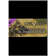 Sid Meier's Civilization V: Wonders of the Ancient World Scenario Pack - Herní doplněk