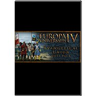 Europa Universalis IV: Evangelical Union Unit Pack - Herní doplněk