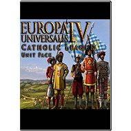 Europa Universalis IV: Catholic League Unit Pack - Herní doplněk