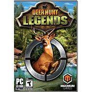 Deer Hunt Legends - Hra pro PC