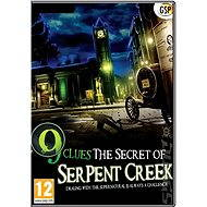 9 Clues: The Secret of Serpent Creek - Hra na PC