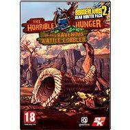 Borderlands 2 Headhunter 2: The Horrible Hunger of the Ravenous Wattle Gobbler (MAC) - Herní doplněk