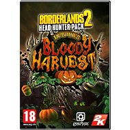 Borderlands 2 Headhunter 1: TK Bahas Bloody Harvest (MAC) - Herní doplněk