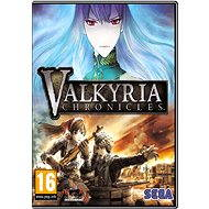 Valkyria Chronicles - Hra pro PC