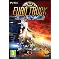 Euro Truck Simulator 2: Gold Edition - Hra pro PC