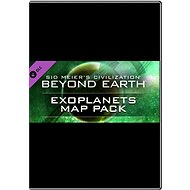 Sid Meier's Civilization: Beyond Earth Exoplanets Map Pack - Herní doplněk