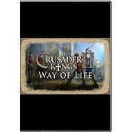 Crusader Kings II: Way of Life - Herní doplněk