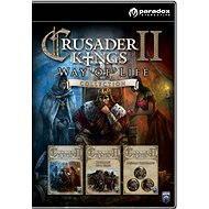 Crusader Kings II: Way of Life Collection - Herní doplněk