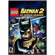 Hra na PC LEGO Batman 2: DC Super Heroes