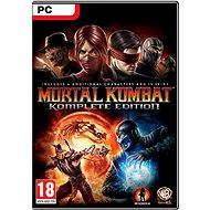 Mortal Kombat: Komplete Edition - Hra pro PC
